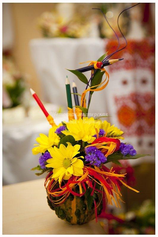 Идеи для букетов из цветов своими руками 77