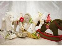 Новогодние сувениры ручной работы