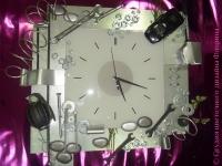 Оформление часов ручной работы